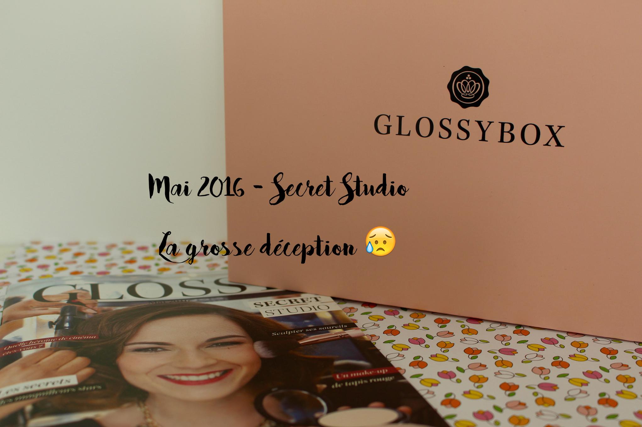 glossybox de mai presentation _mademoiselle-e