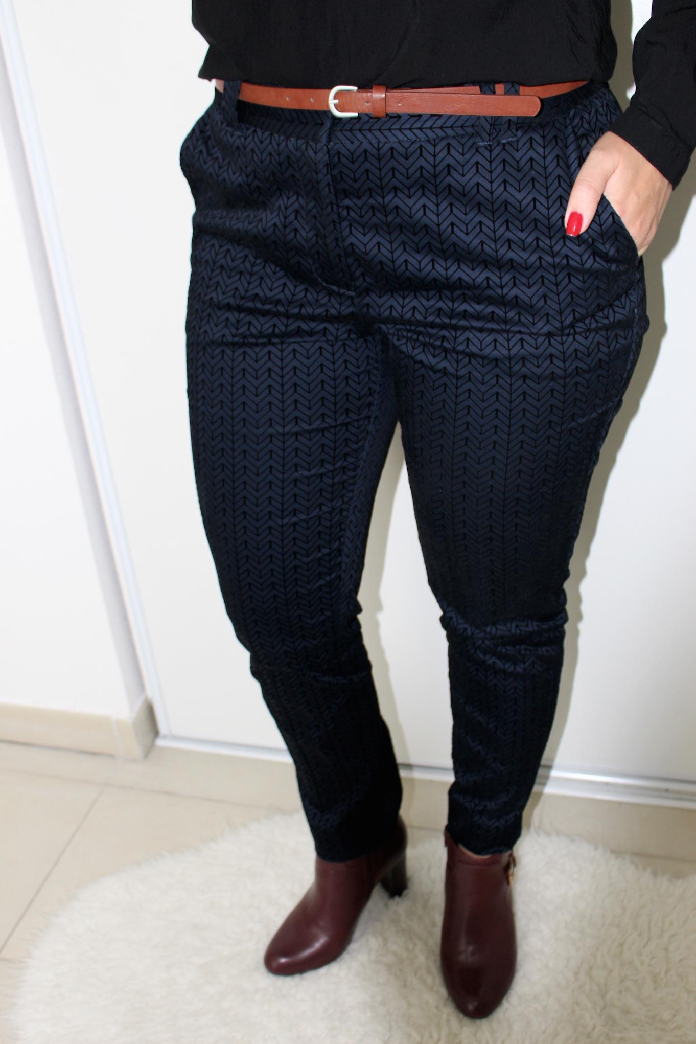 KIABI Mademoiselle E – détails pantalon 2