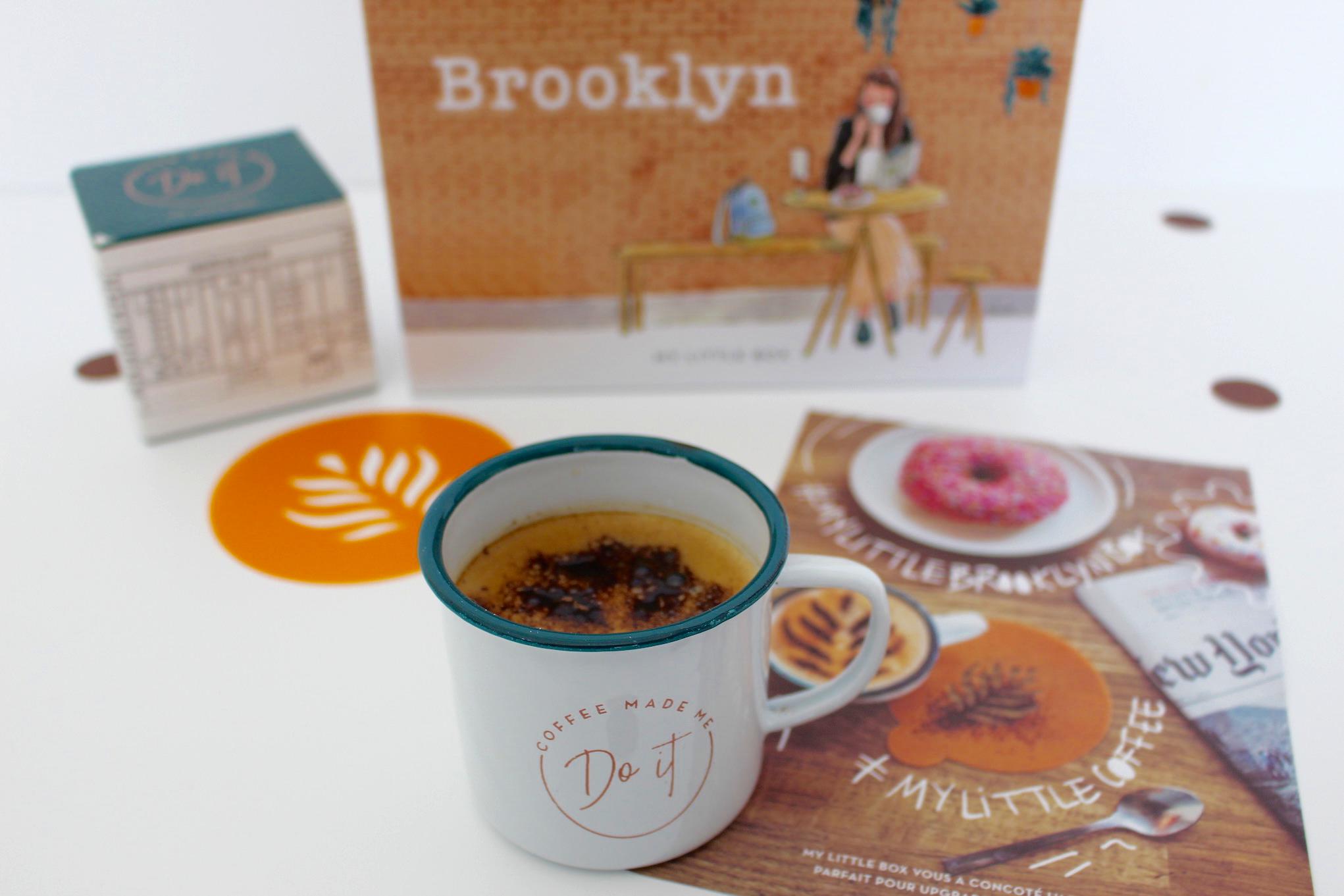Little Brooklyn Box Mademoiselle E -café 4