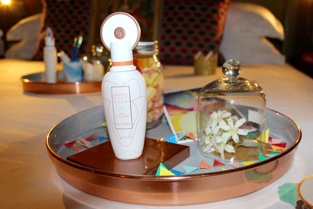 poulette princesse party parfum fleur oranger mademoiselle-e