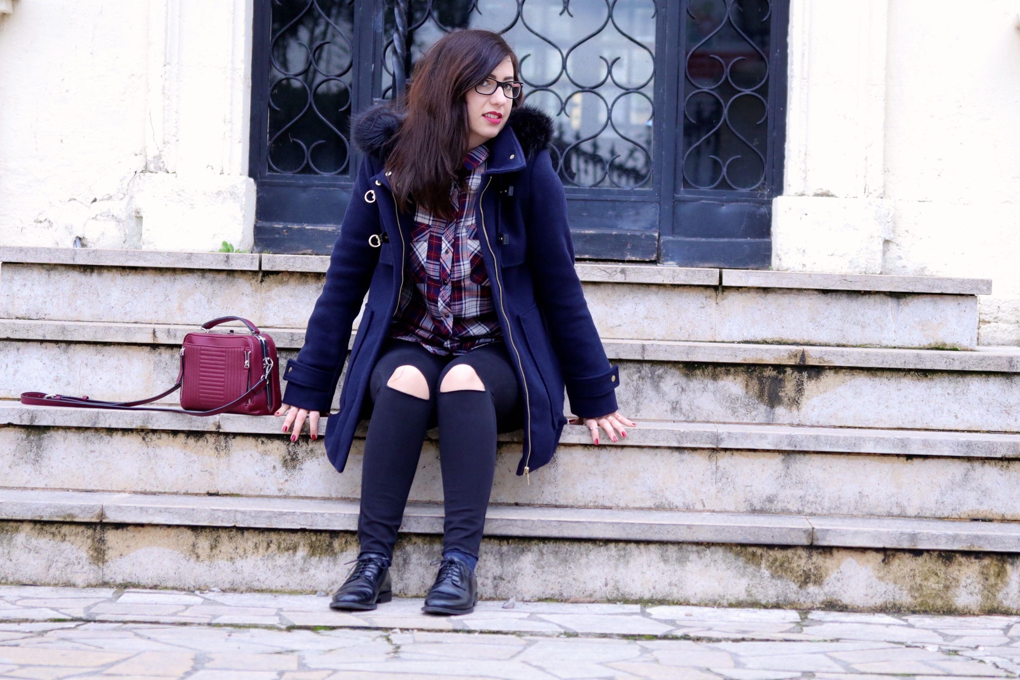 duffle coat look 9 mademoiselle E