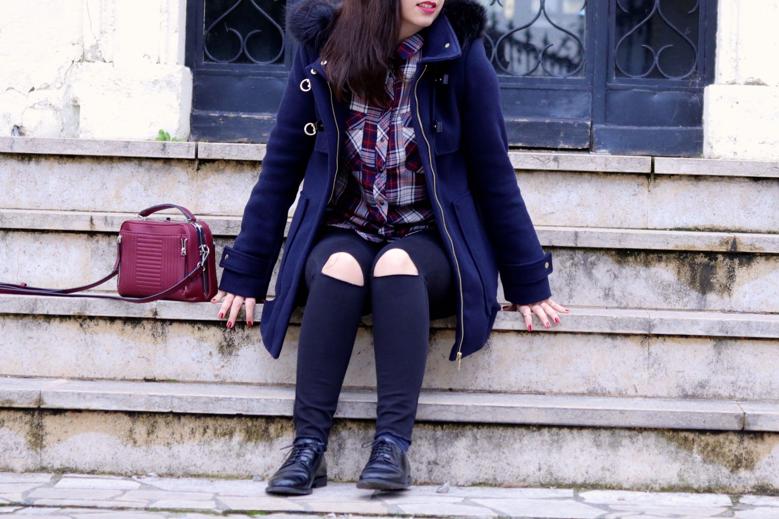duffle coat look 19 mademoiselle E