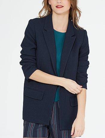 HAUL Kiabi veste-tailleur-en-pique-de-coton–bleu-marine-femme-vi035_1_fr1