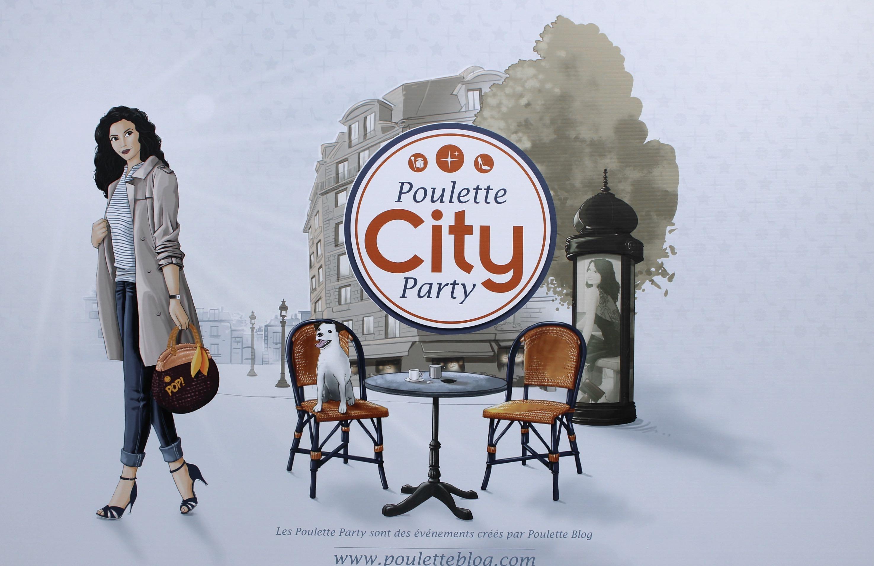 poulette city party presentation mademoiselle e