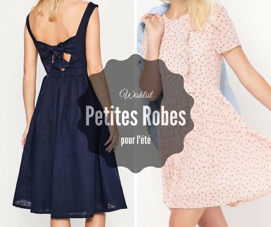 petites robes présentation mademoiselle E