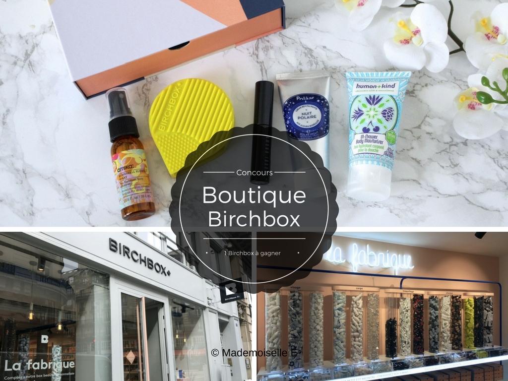 boutique birchbox paris 13 mademoiselle e