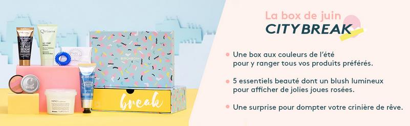 Box birchbox juin 2017 mademoiselle-e