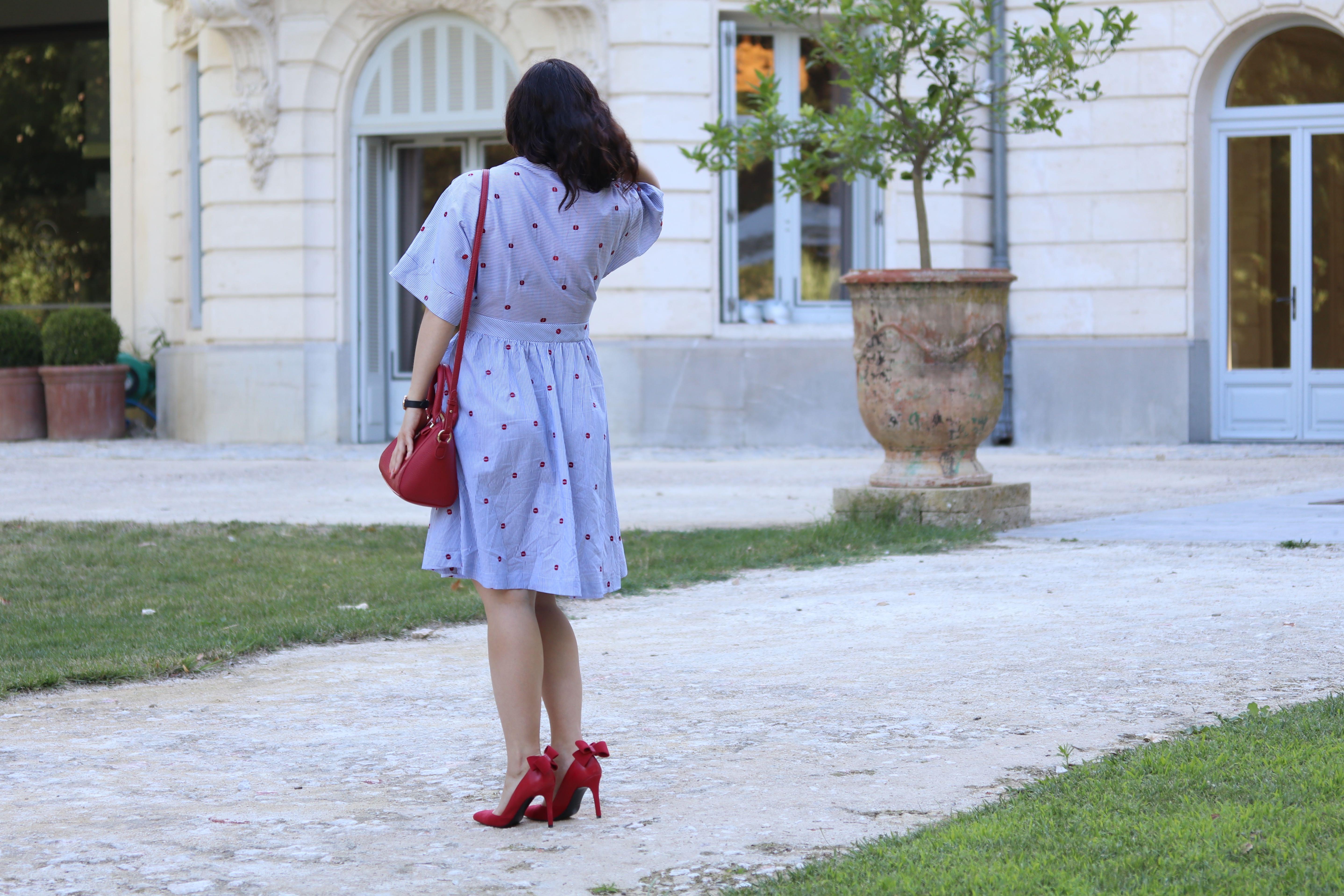 robe rétro 18 opullence mademoiselle e