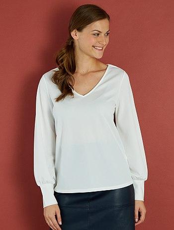 blouse-crepee-noeud-au-dos-blanc-femme-vx262_1_fr3