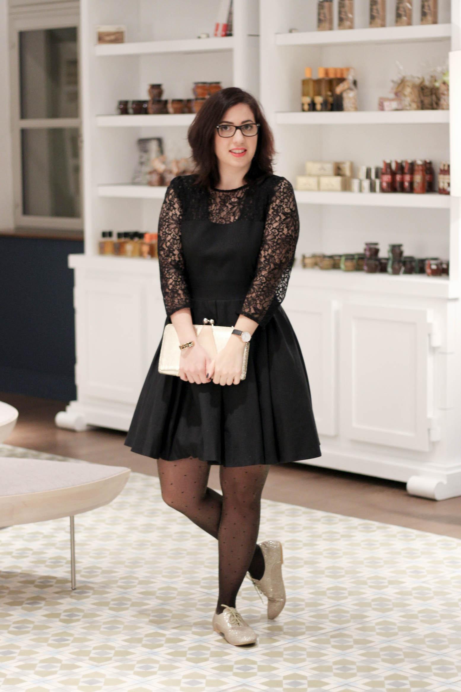 robe noire couvent des minimes look 7 mademoiselle e