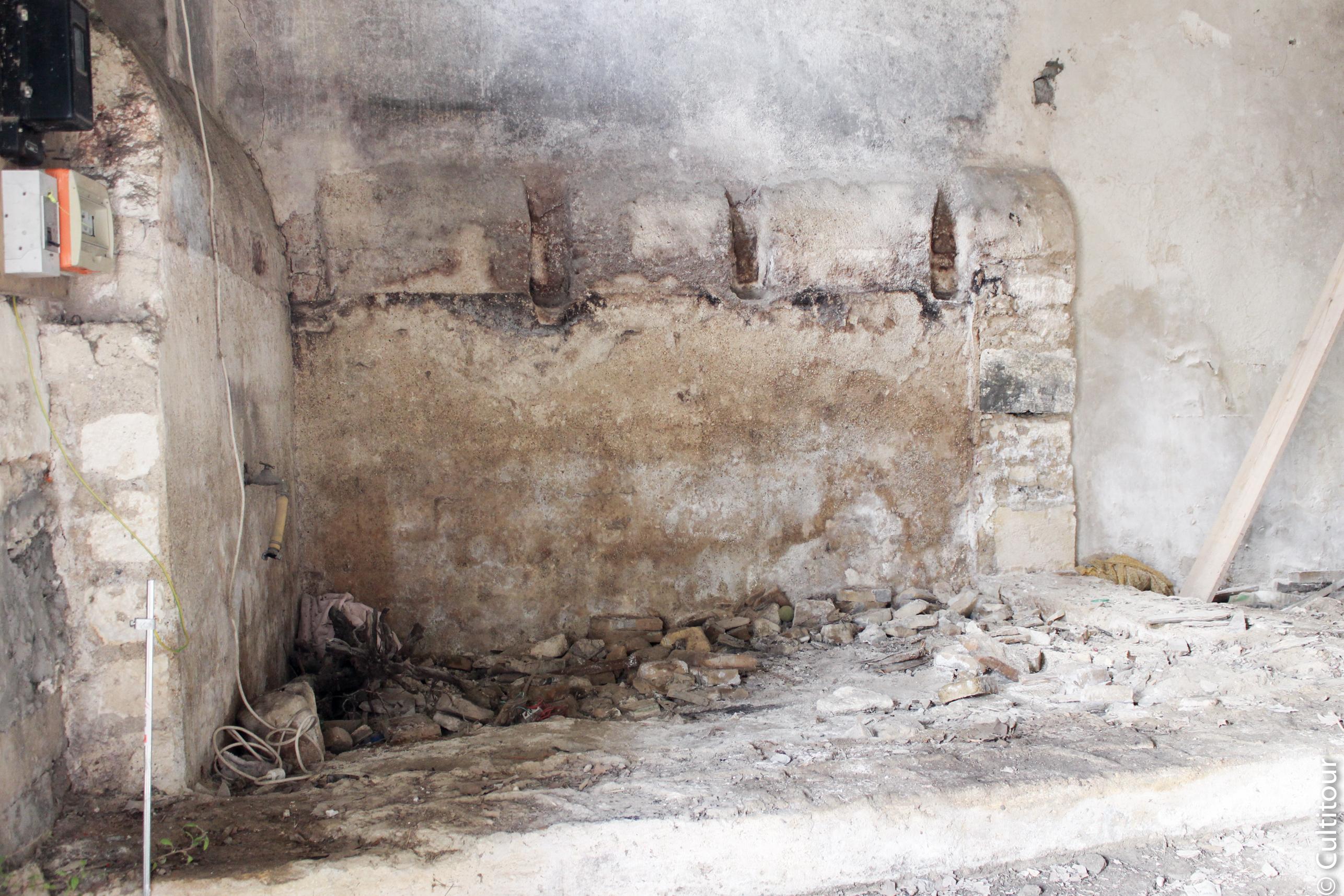 Rénovation grange AVANT 2 mademoiselle-e mlleeblog