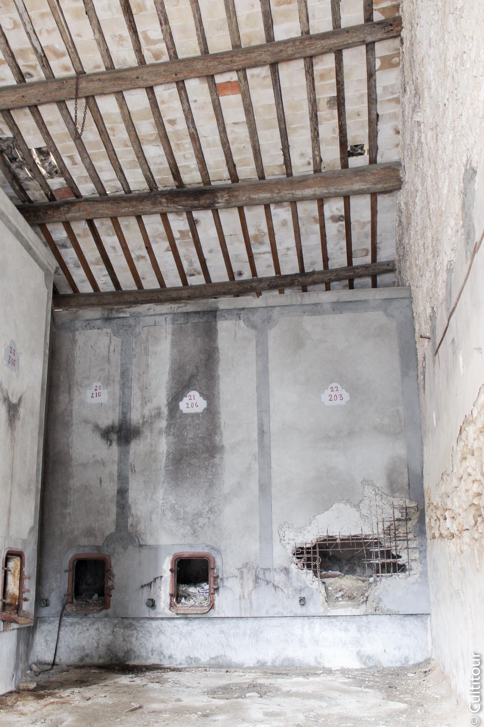 Rénovation grange AVANT 3 mademoiselle-e mlleeblog