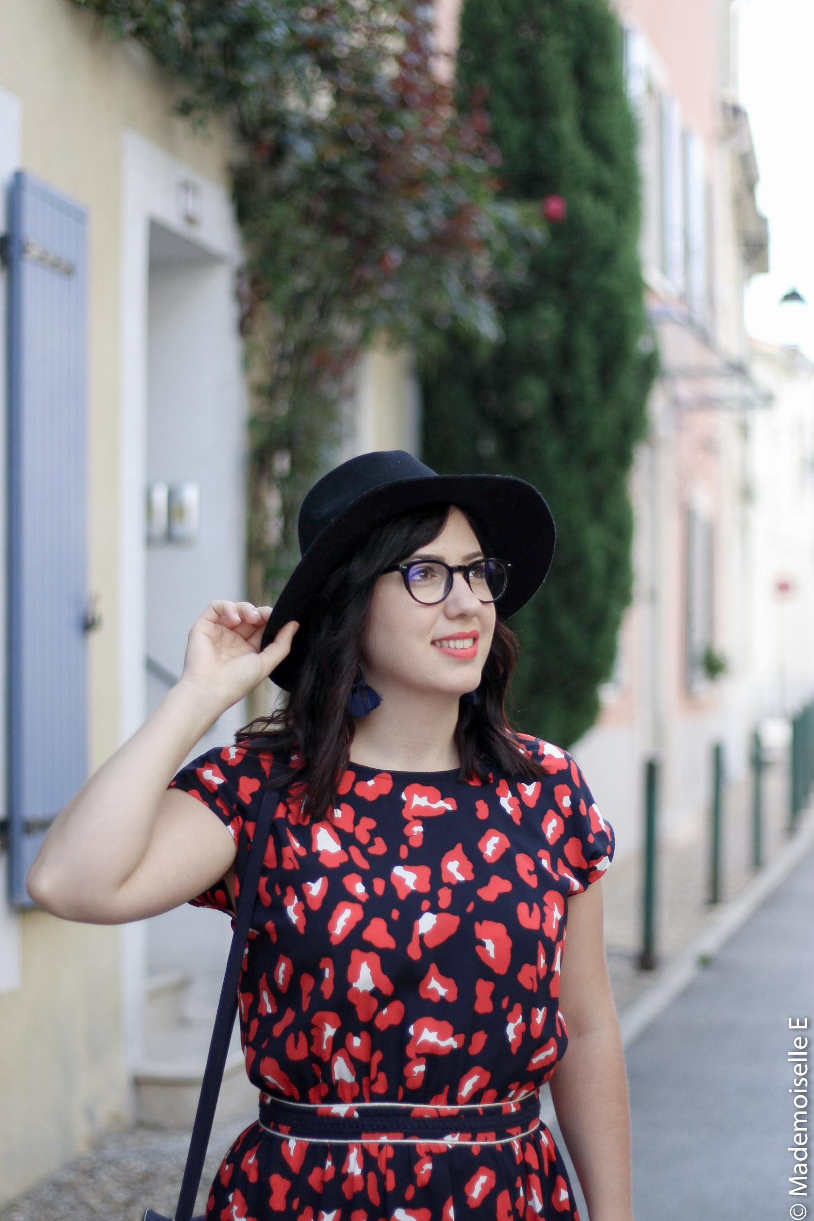 robe leopard tendance 2018 3 mademoiselle-e